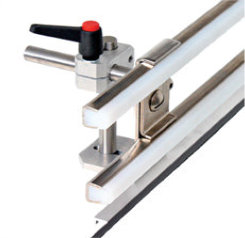 Guide Rails for InkJet Coding Conveyor