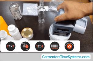 Reiner Jetstamp 790mp Handheld Inkjet Printer Inkjet