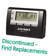 Sturdy Printers to Replace Dymo DateMark Date/Time Stamper