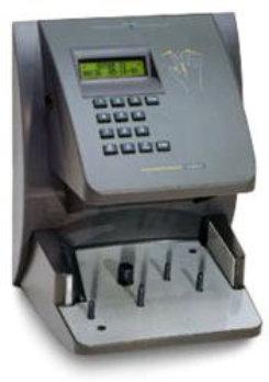 Handpunch 1000 Biometric Time Clock - Hand Geometry Reader Time Clock