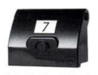 Replacement Station Key BOX for PR600 Watchman Clock